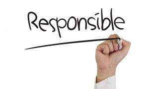 האחריות המוטלת על הכותב היא גדולה מאוד. כל כותב מחויב לעמוד בלוחות זמנים קשיחים שנקבעו מראש, תוך שמירה על איכות עבודה גבוהה.